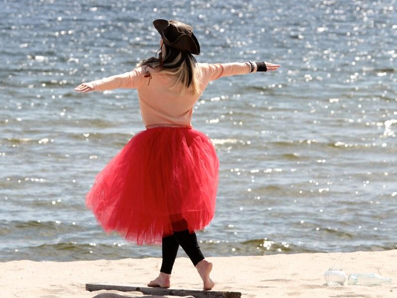 dance training balance